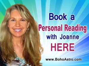 Contact top media astrologer Joanne Madeline Moore about a Personal Astrology Reading..