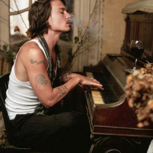 Johnny Depp Bohemian Gemini