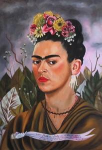 Frida Kahlo Cancer Horoscope from top media astrologer Joanne Madeline Moore