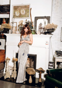 Helena Christensen     Capricorn Home - Boho Astro