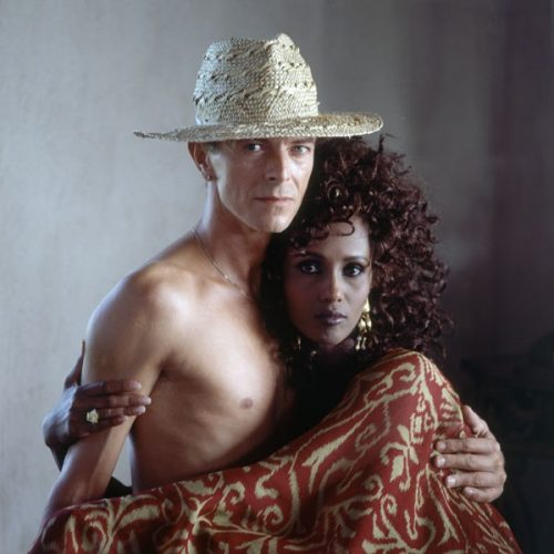 David Bowie Capricorn Chameleon