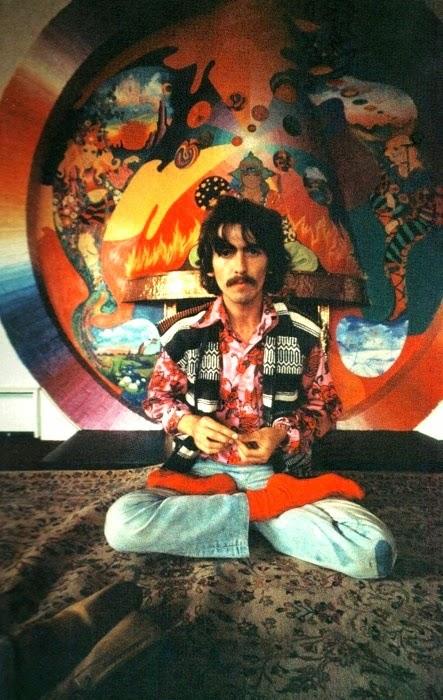George Harrison Bohemian Piscean