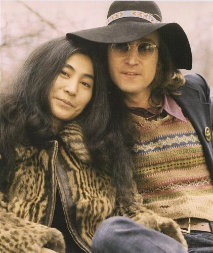 Yoko Ono Bohemian Aquarius