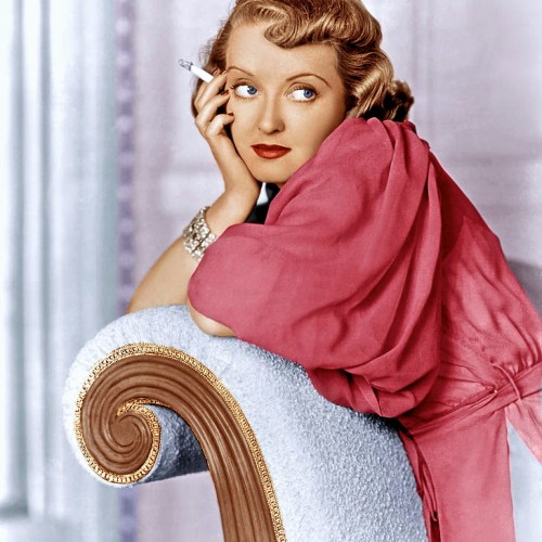 Bette Davis ... Birthday Aries