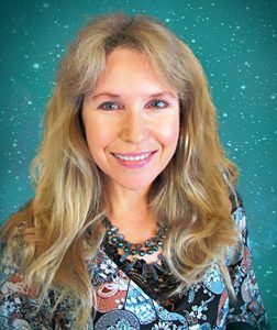 Joanne Madeline Moore - leading media astrologer and horoscope columnist.
