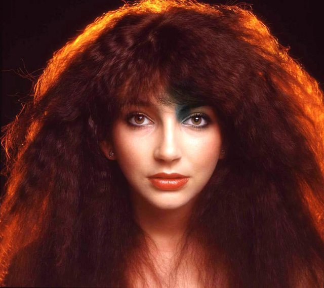 Kate Bush Leo Horoscope by top media astrologer Joanne