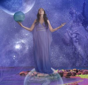 Asteroid Urania by horoscope columnist Joanne Madeline Moore.