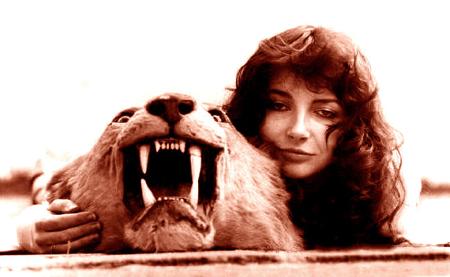 Kate Bush Horoscope from top media astrologer Joanne Madeline Moore.