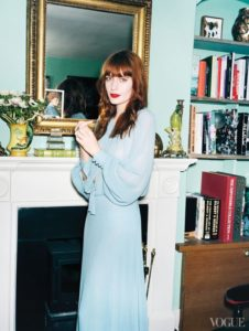 Florence Welch ... Boho Virgo. Her home and horoscope from top media astrologer Joanne Madeline Moore.