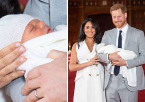 Astrology News Blog. Meghan Markle and Prince Harry's son - the horoscope of Archie Mountbatten-Windsor.