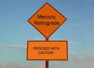 Astrology News Blog - How To Handle Mercury Retrograde in July, 2019.