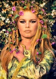 Brigitte Bardot horoscope by top media astrologer Joanne Madeline Moore.